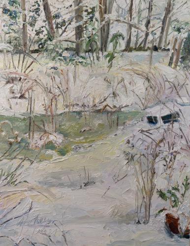 Ute Meyer Malerei • Oil Paintings, watercolor • Öl Gemälde, Aquarelle 116