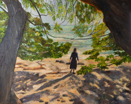 Ute Meyer Malerei • Oil Paintings, watercolor • Öl Gemälde, Aquarelle 13