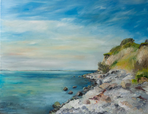 Ute Meyer Malerei • Oil Paintings, watercolor • Öl Gemälde, Aquarelle 8