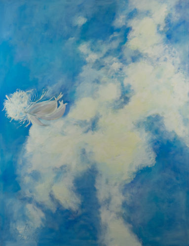 Ute Meyer Malerei • Oil Paintings, watercolor • Öl Gemälde, Aquarelle 10