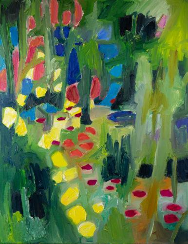 Ute Meyer Malerei • Oil Paintings, watercolor • Öl Gemälde, Aquarelle 7