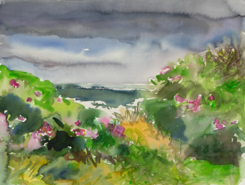 Ute Meyer Malerei • Oil Paintings, watercolor • Öl Gemälde, Aquarelle 60